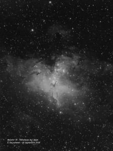 Messier 17 - 2018